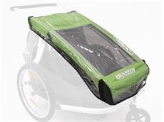 Croozer Kid for 2 Regenverdeck