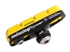 SwissStop Full Flash Pro Dura Type Bremsschuh yellow king für Carbon 1 Paar