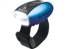 Sigma Micro LED Sicherheitsleuchte weiße LEDs - blau