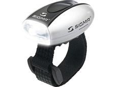 Sigma Micro LED Sicherheitsleuchte weiße LEDs - silber