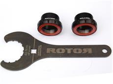 Rotor BSA30 Stahl Lagerschalensatz
