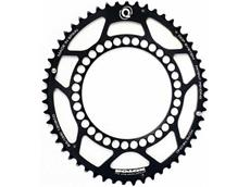 Rotor Q-Ring Kettenblatt schwarz 110er Lochkreis