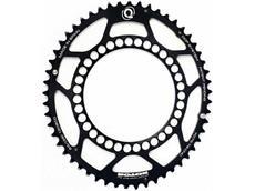 Rotor Q-Ring Kettenblatt schwarz 130er Lochkreis