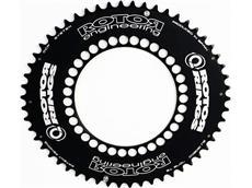 Rotor Q-Ring Aero Kettenblatt schwarz 130er Lochkreis