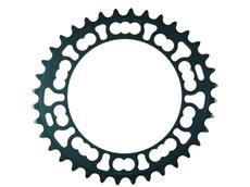 Rotor Q-Ring Campa Kettenblatt 36 Zähne schwarz 113er Lochkreis