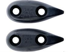 3T Kappen für Extensionsschrauben Mistral/Zefiro