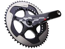SRAM Red 2012 Exogram Kurbel 2x10