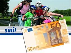 Beispiel Wertguschein - 50 Euro - Motiv 4