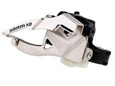 SRAM X.O Umwerfer 2x10 LowClamp TopPull 31,8/34,9