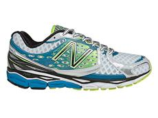 New Balance M1080 WB3 Laufschuh - 8,5 white/blue