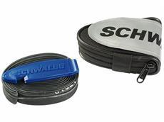 Schwalbe Race Schlauchtasche inkl. SV40 Schlauch und Montierhebel