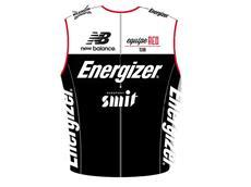 equipeRED Energizer Herren TRI Singlet - Black Edition
