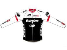 equipeRED Energizer Herren Lauf-Windjacke - Black Edition