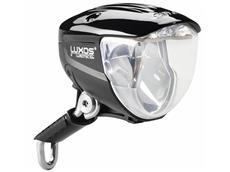B&M Luxos U LED-Scheinwerfer mit USB-Ladebuchse für Handy oder GPS