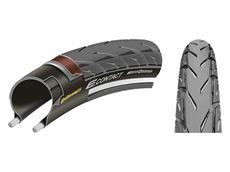 Continental E.Contact 37-622 E-Bike Reifen schwarz/reflex