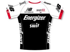 equipeRED Energizer Youngster Laufshirt - Black