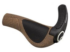 Ergon GP3-S BioKork Lenkergriff mit 3 Finger BarEnd