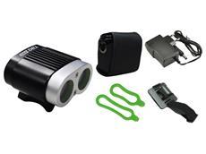 TAQ-Pro Akku LED-Scheinwerfer 2200 Lumen