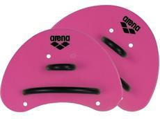 Arena Elite Finger-Paddles - pink