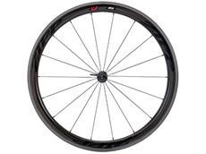 Zipp 303 Firecrest Carbon Clincher Vorderrad - schwarz