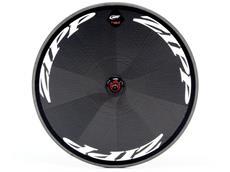 Zipp Disc Super 9 Carbon Clincher Scheibenrad - Campa Drahtreifen weiss