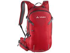 Vaude Path 9 Rucksack - red