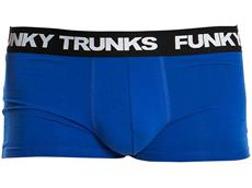 Funky Trunks Still Speed Mens Underwear Trunks - S