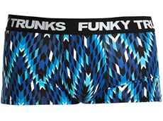 Funky Trunks Razor Blast Mens Underwear Trunks