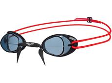 Arena Swedix Schwimmbrille - red/smoke