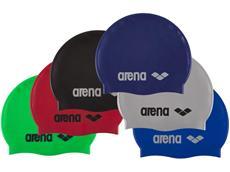 Arena Classic Silikon Badekappe