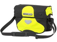 Ortlieb Ultimate6 M High Visibility Lenkertasche neongelb-schwarz reflex