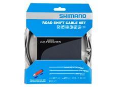 Shimano Ultegra Polymer Schaltkabel-Set - schwarz