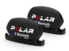 Polar Geschwindigkeits-/Trittfrequenzsensor- Set Bluetooth Smart
