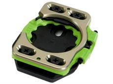 Speedplay Zero Pedalplatte grün