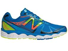 New Balance M880 BY4 Laufschuh - 10 blue/yellow