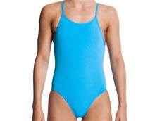 Funkita Still Lagoon Girls Badeanzug Diamond Back