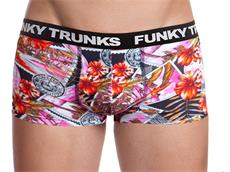 Funky Trunks Tropical Nights Boys Underwear Trunks