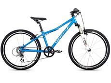 Kaniabikes Twentyfour Suspension Mountainbike - L blau