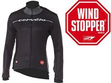 Castelli Cervelo Windstopper Winterjacke