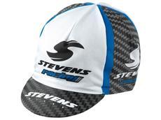 Stevens Carbon Racing Rennmütze carbon/blau