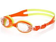 Speedo Skoogle Kids Schwimmbrille - orange/green