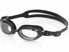 Speedo Aquapure Schwimmbrille - black/clear