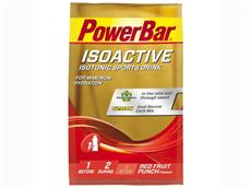 PowerBar Isoactive Sports Drink 33 g - red fruit
