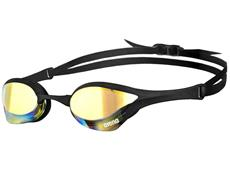 Arena Cobra Ultra Mirror Schwimmbrille - yellow revo/black/black