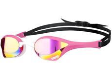 Arena Cobra Ultra Mirror Schwimmbrille - pink-revo/pink/white
