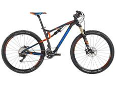 """Stevens Jura ES 29"""" Mountainbike Modell 2016 - 18"""" velvet black"""