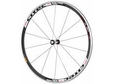 Citec 3000 S aero Carbon Vorderrad 14 Speichen - weiss/schwarz/rot