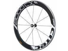 Citec 8000 CX/63 Carbon Vorderrad 16 Speichen - weiss/schwarz