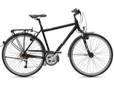 Gudereit LC-45 Herren Trekkingrad Modell 2016 - 67 matt schwarz