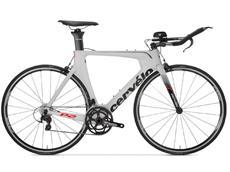 Cervelo P2 105 Triathlonrad - 61 white/black